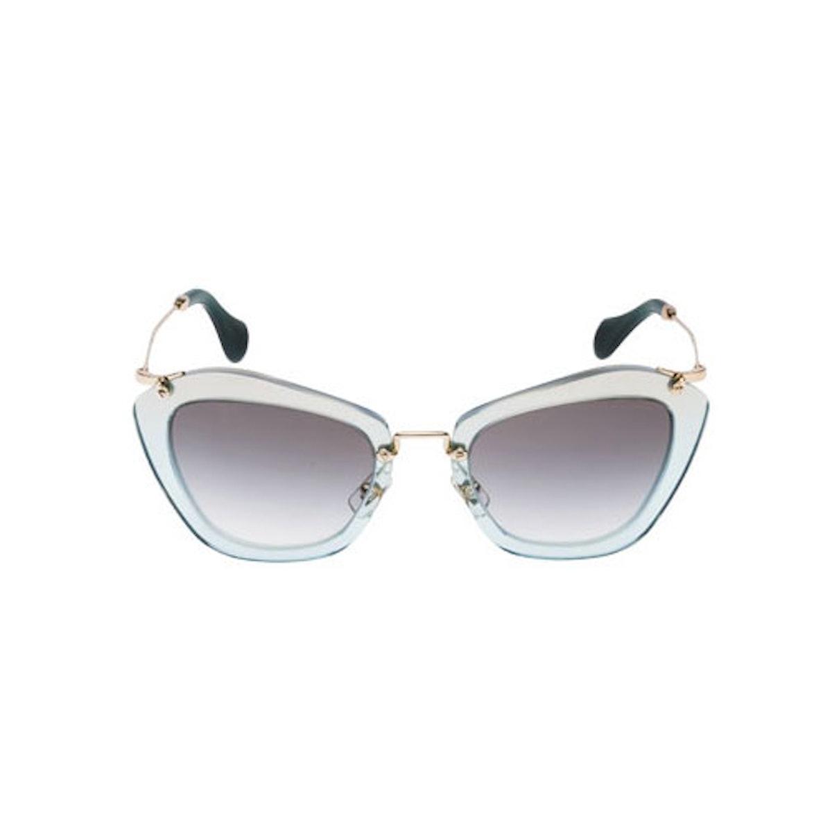 "Miu Miu ""Noir"" sunglasses"