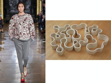 Stella McCartney and Richard Deacon's Another Ribbon Bow