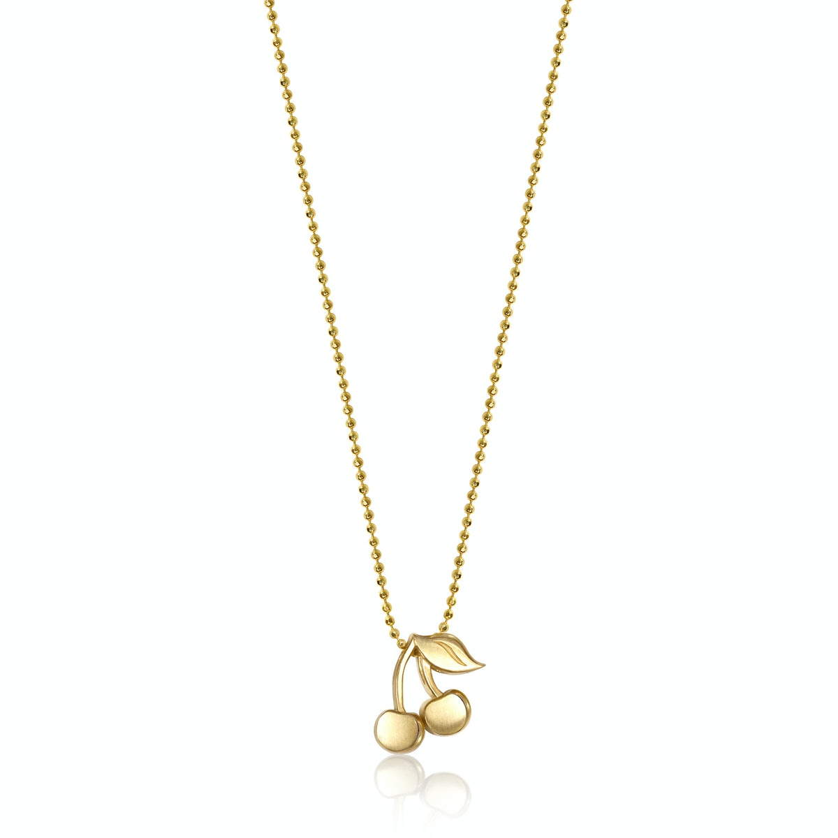 Alex Woo 14k yellow gold necklace