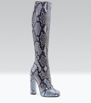 Gucci boots,
