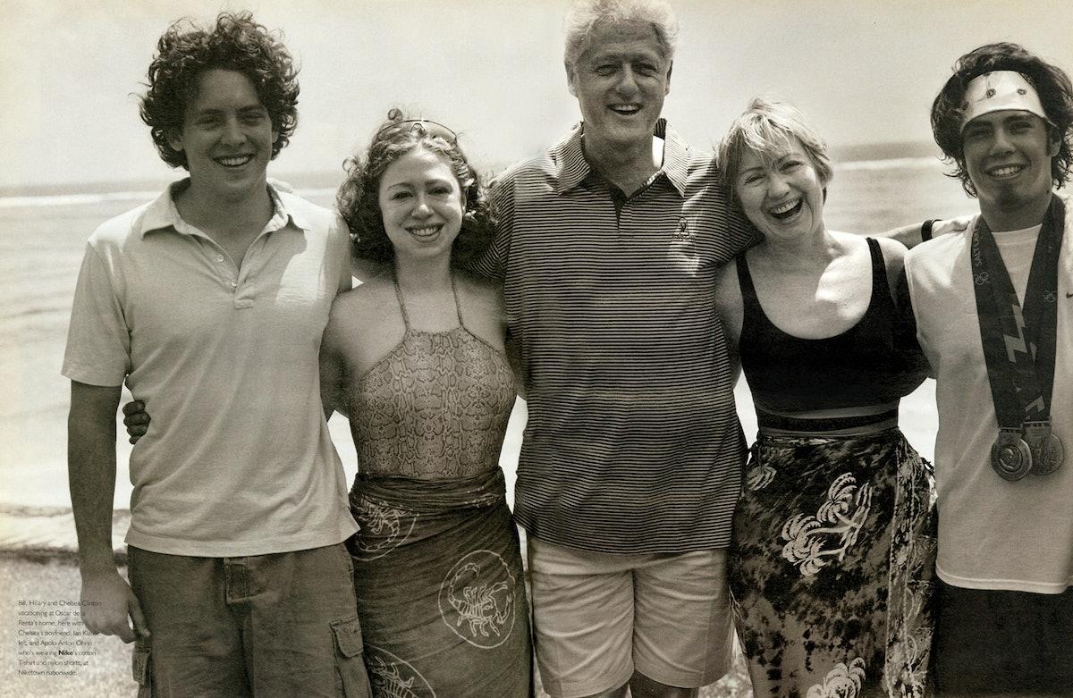 Clinton family