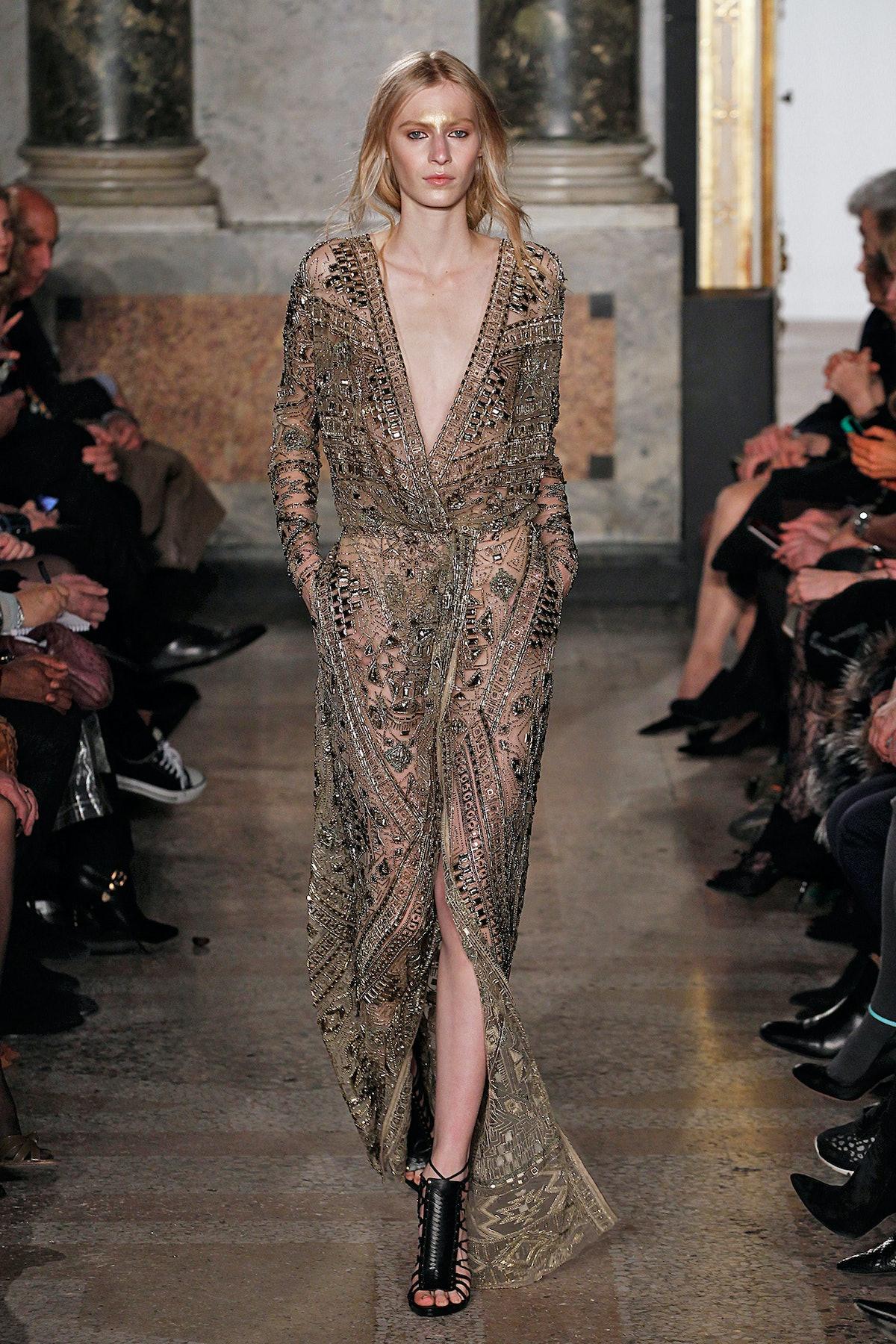 Emilio Pucci gown