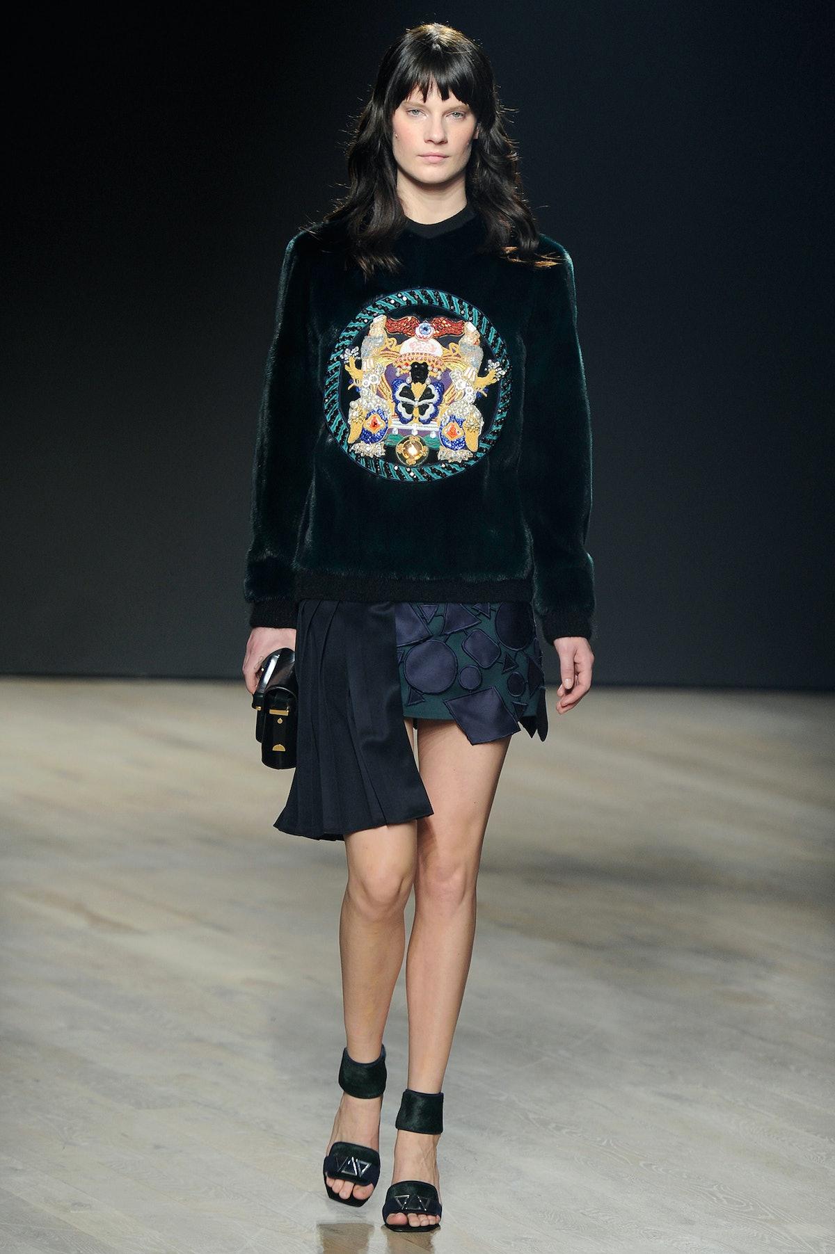 Mary Katrantzou sweater