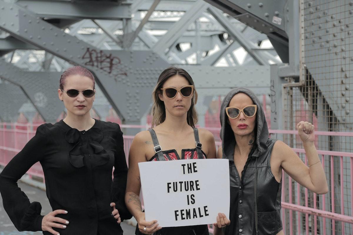 The Future Feminists, at The Hole