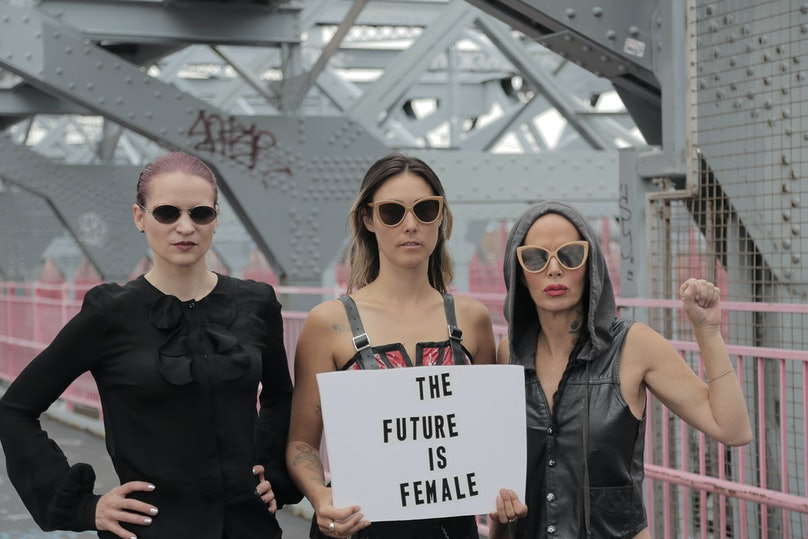 The Future Feminists, at The Hole