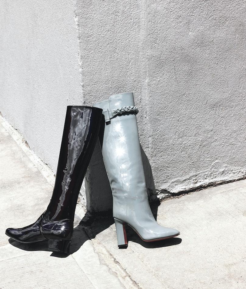 best knee high boots fall 2014