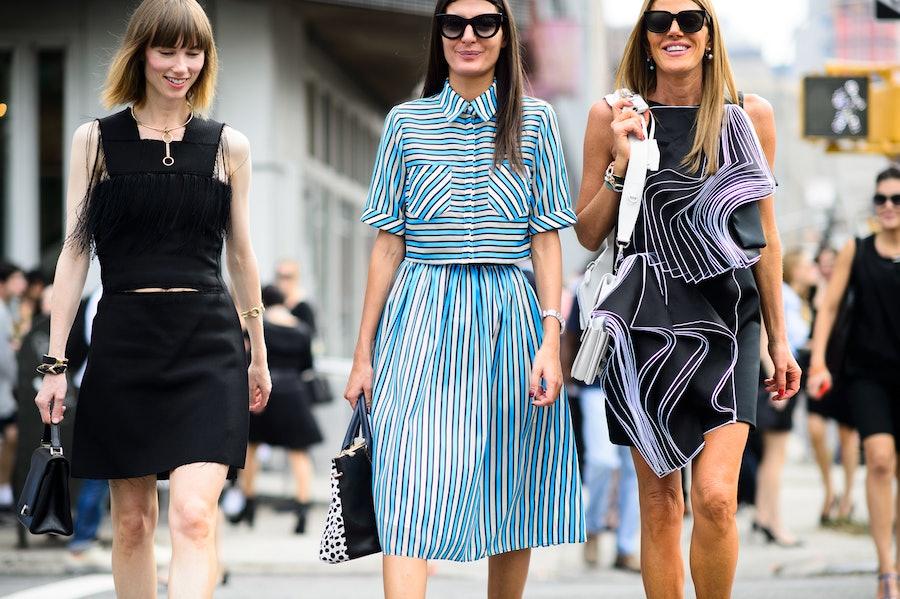 New York Fashion Week Spring 2015 Day 8