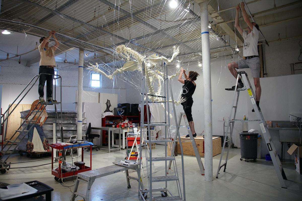 E.V. Day Studio