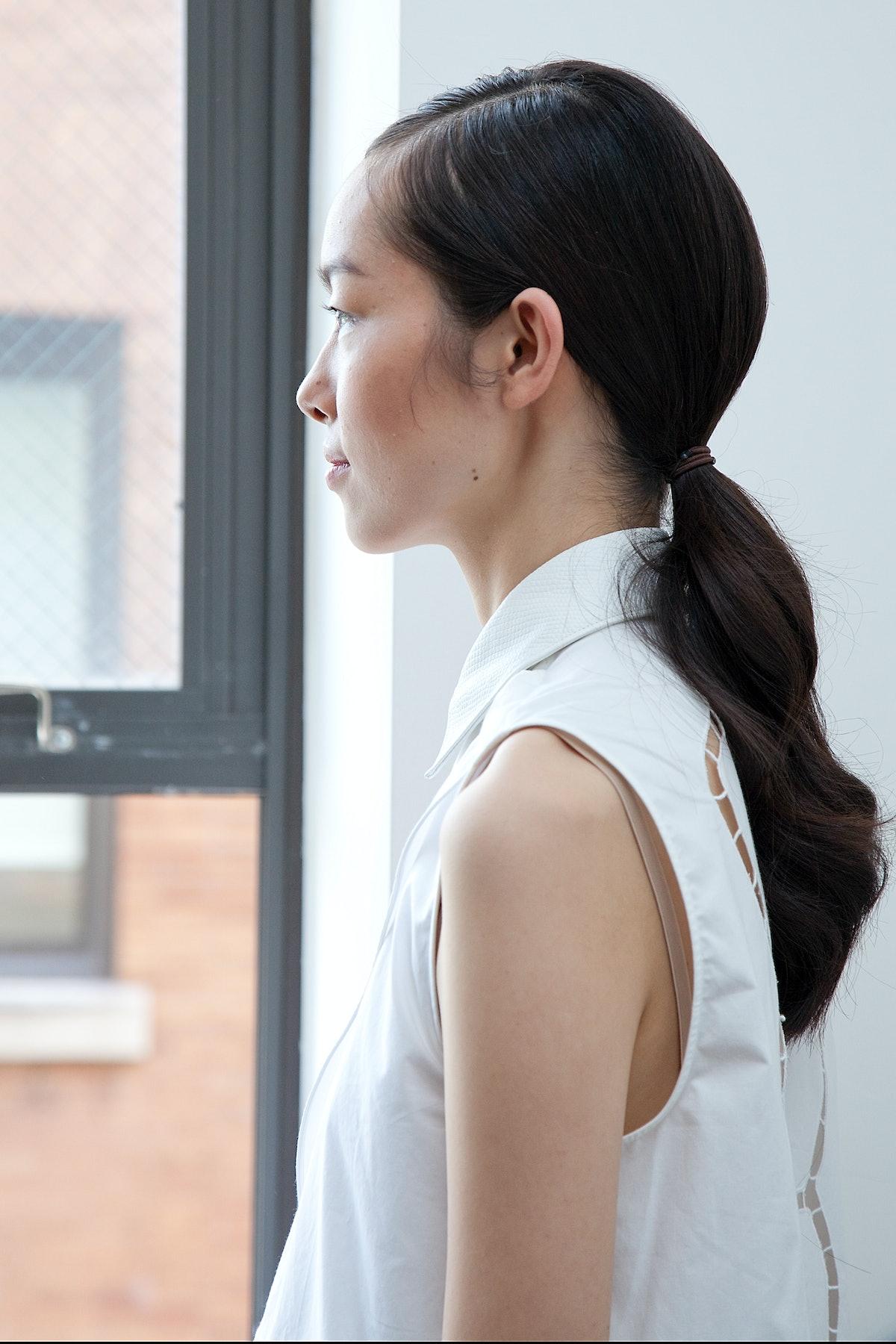 Jason Wu Spring 2015 Hair