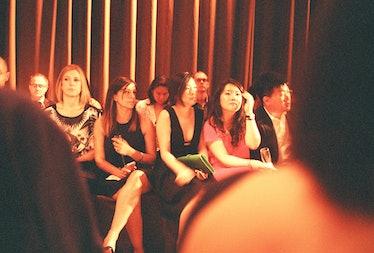 Olivia Bee Fashion Week Front Row