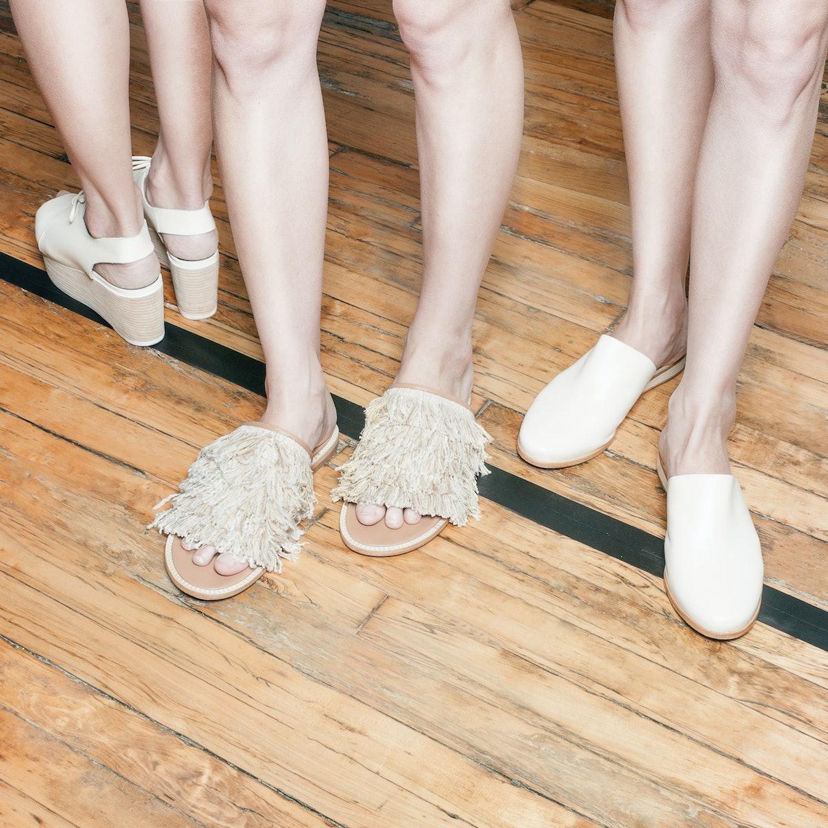 Tibi Spring 2015 Shoes