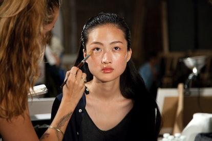 Proenza Schouler Spring 2015 Backstage Beauty