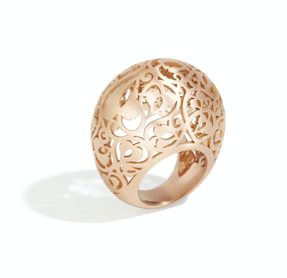 Pomellato gold ring