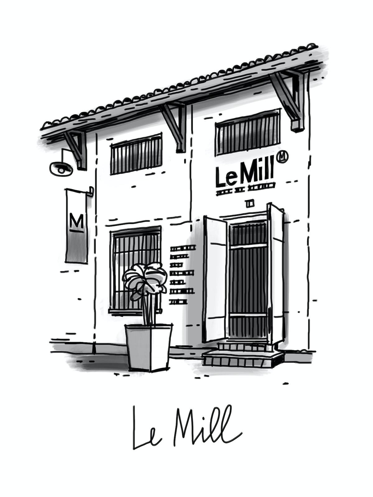 Le Mill, Mumbai