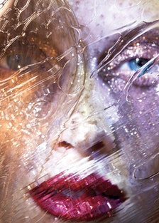Glitter Makeup, Marilyn Minter
