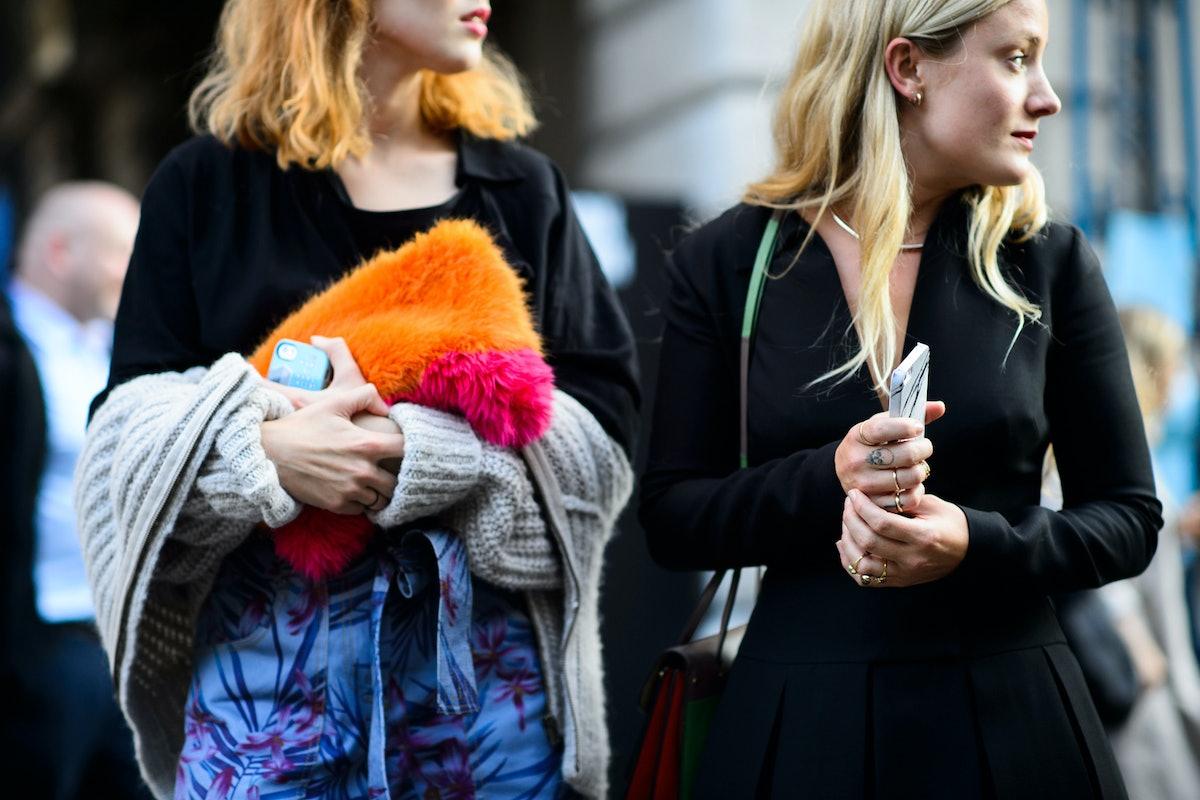 London Fashion Week Spring 2015 Day 1