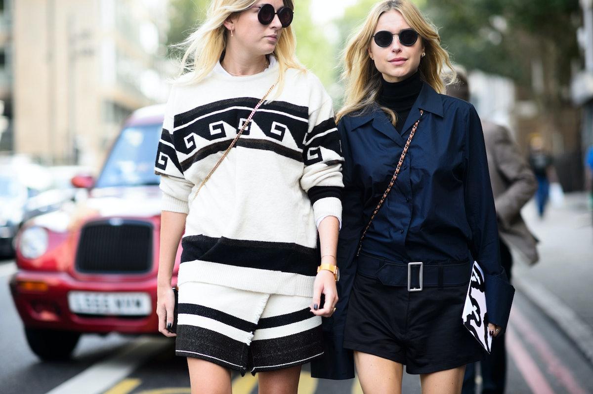 London Fashion Week Spring 2015 Day 3
