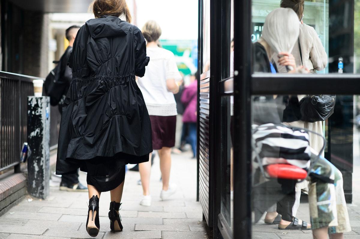 London Fashion Week Spring 2015 Day 5