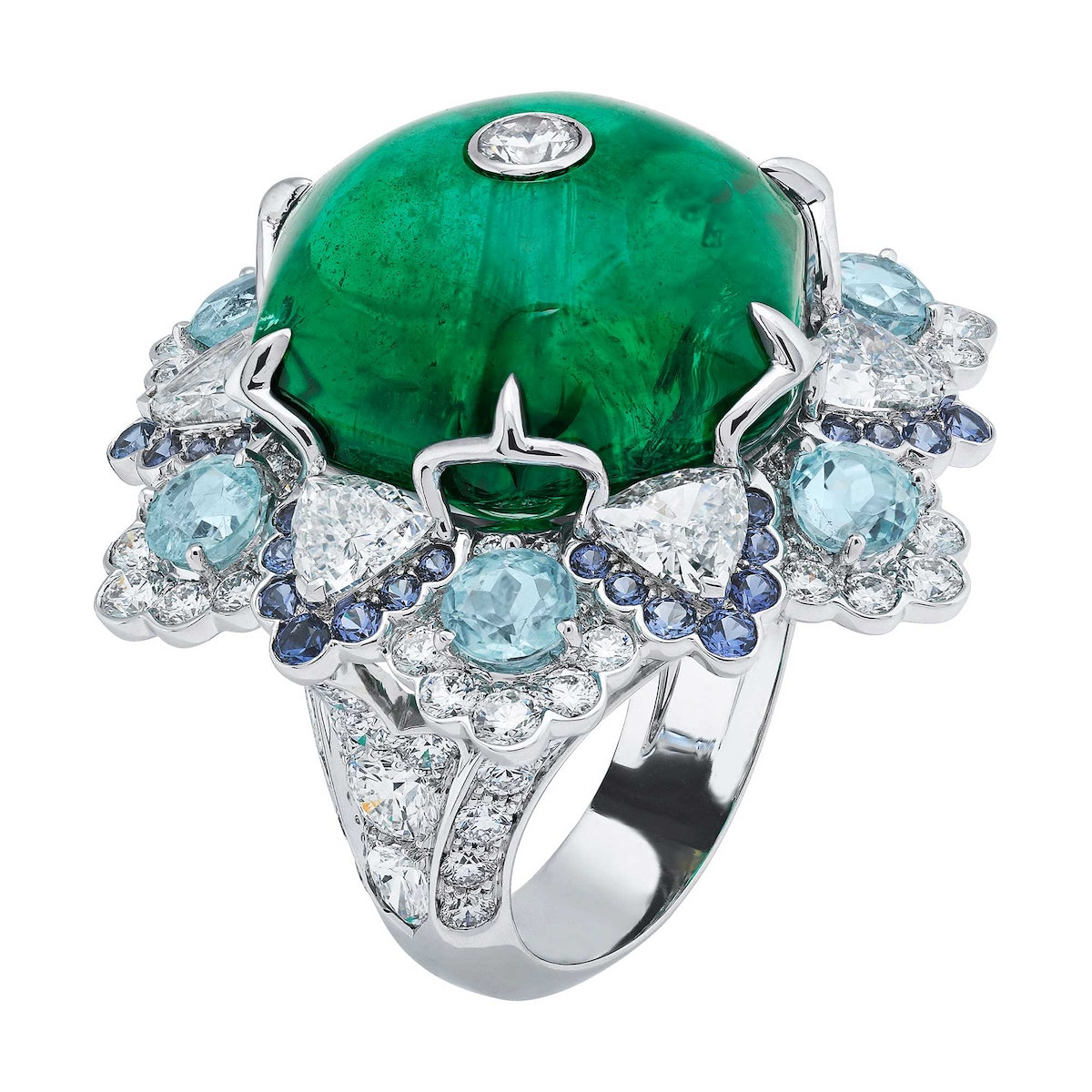 Van Cleef and Arpels Amour Amour Ring