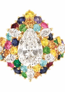 Cher Dior Exquise Diamant Ring