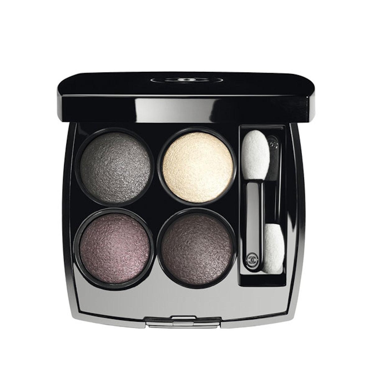 Chanel Quadra Eyeshadow in Tissé Gabrielle