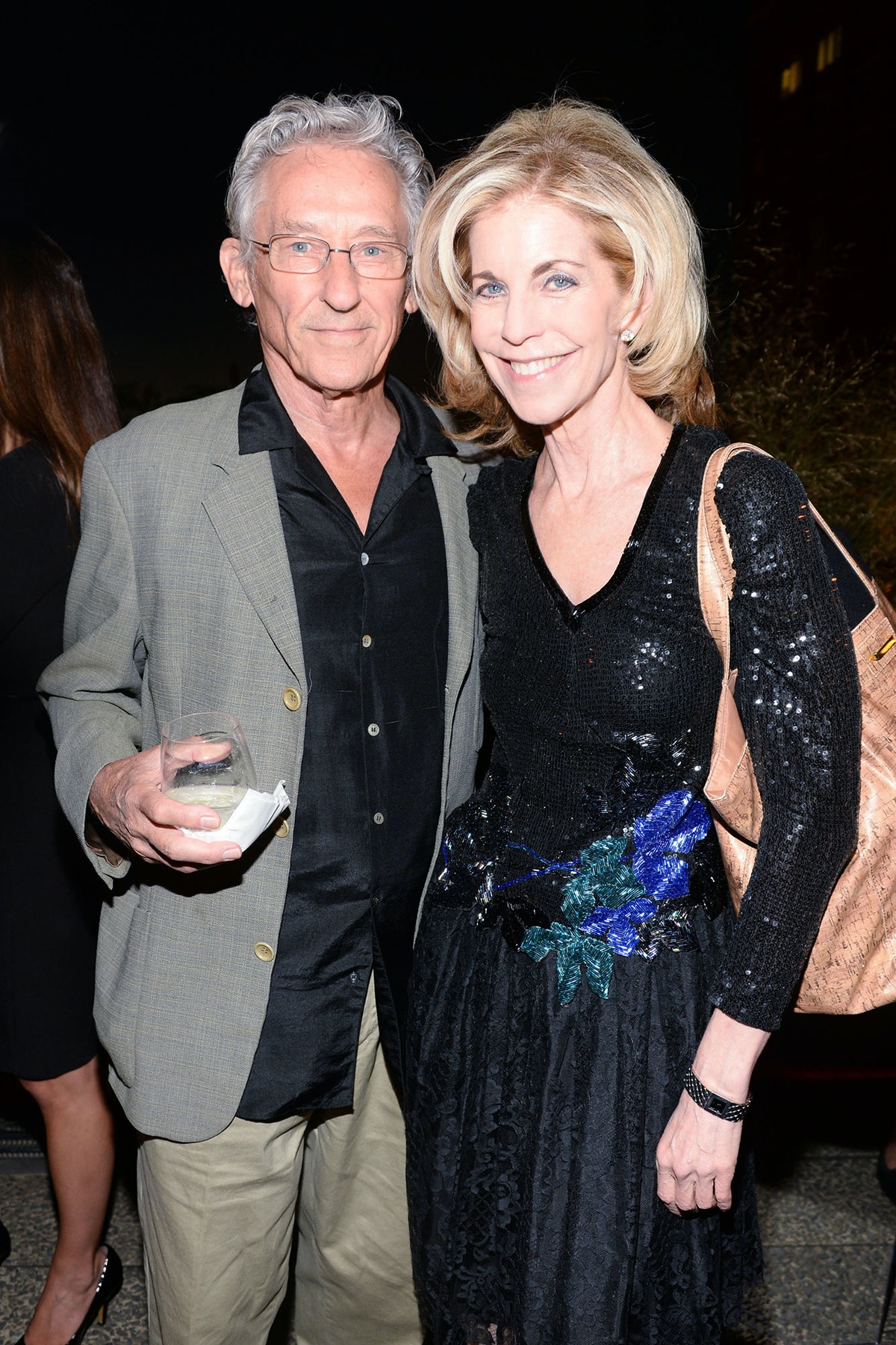 Ed Ruscha and Nancy Seltzer
