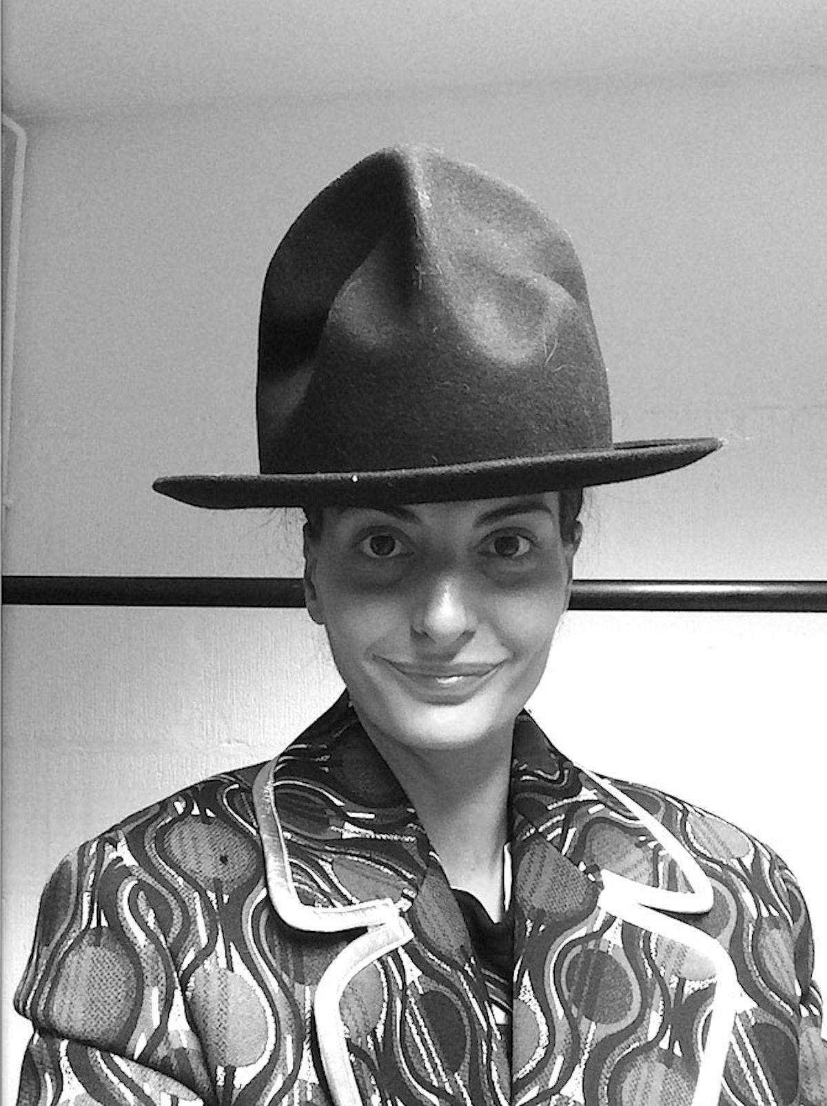 Vivienne Westwood hat