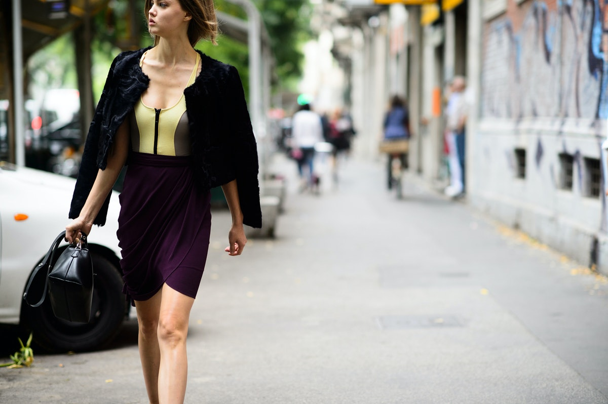 Milan Fashion Week Spring 2015 Day 2