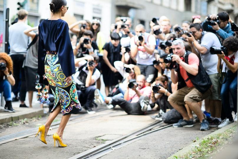 Milan Fashion Week Spring 2015 Day 5
