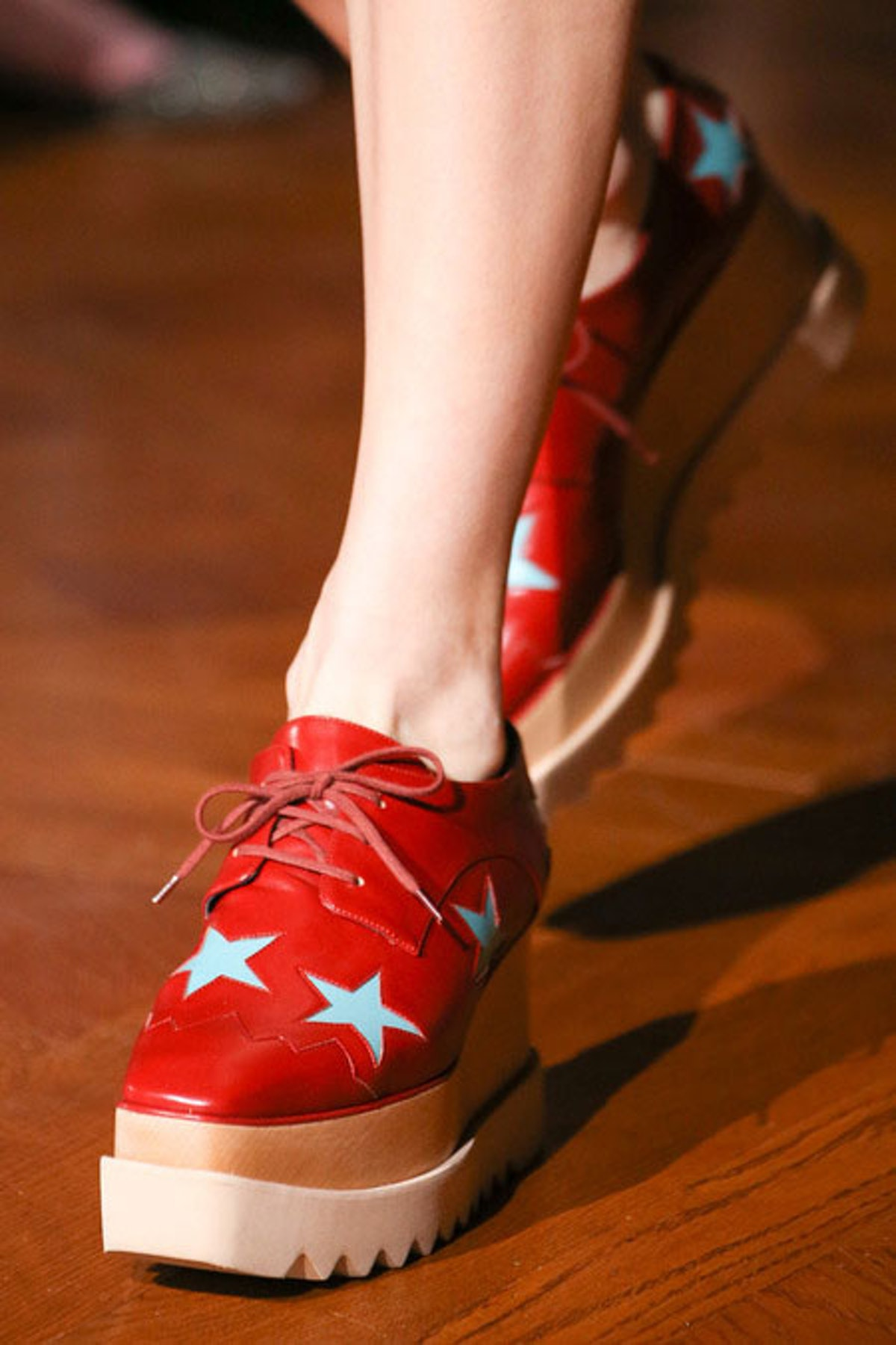 Stella McCartney shoes from the fall 2014 collection