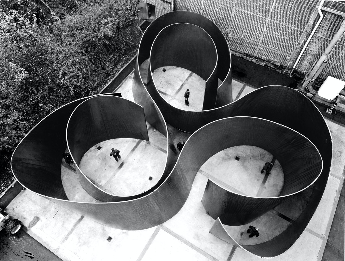 Richard Serra's Cycle