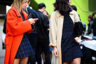 Paris Fashion Week Spring 2015 Day 1