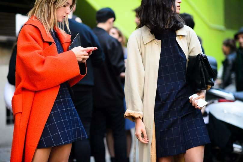 Paris Fashion Week Spring 2015 Day 1