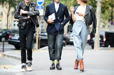 Paris Fashion Week Spring 2015 Day 2
