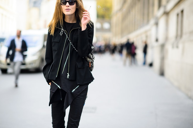 Paris Fashion Week Spring 2015 Day 3