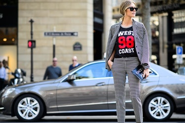 Paris Fashion Week Spring 2015 Day 3