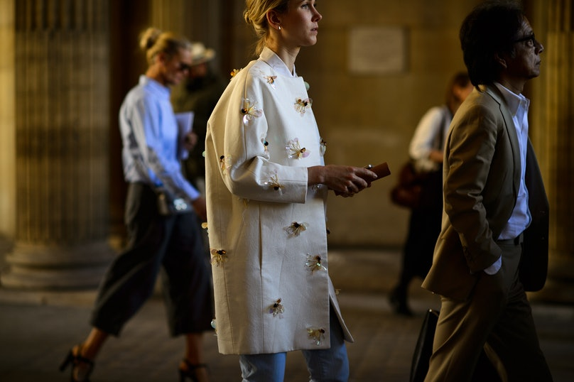 Paris Fashion Week Spring 2015 Day 4