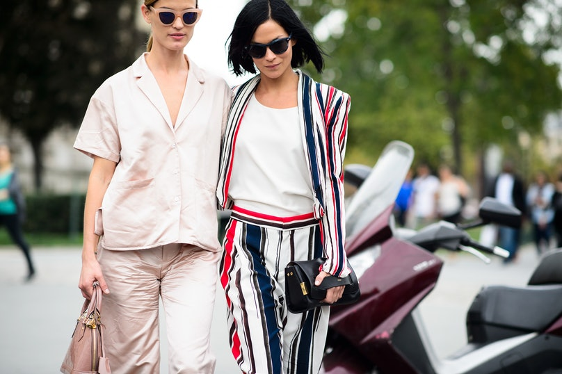 Paris Fashion Week Spring 2015 Day 6