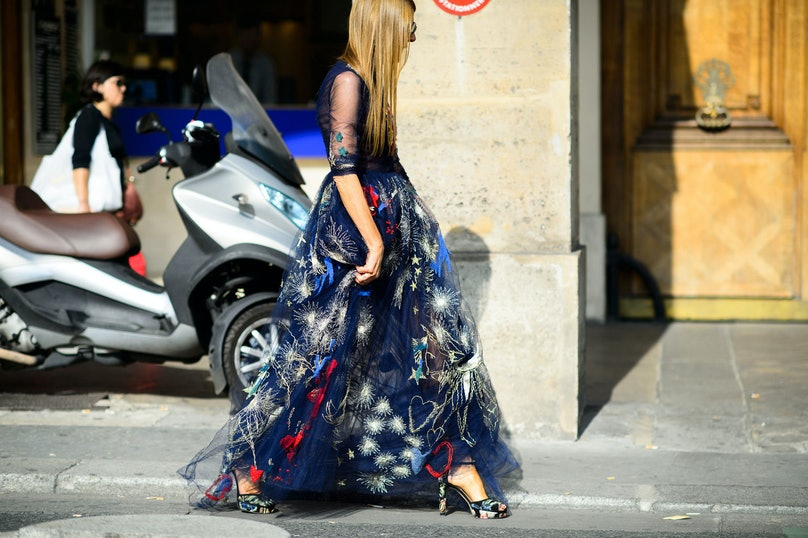 Paris Fashion Week Spring 2015 Day 8