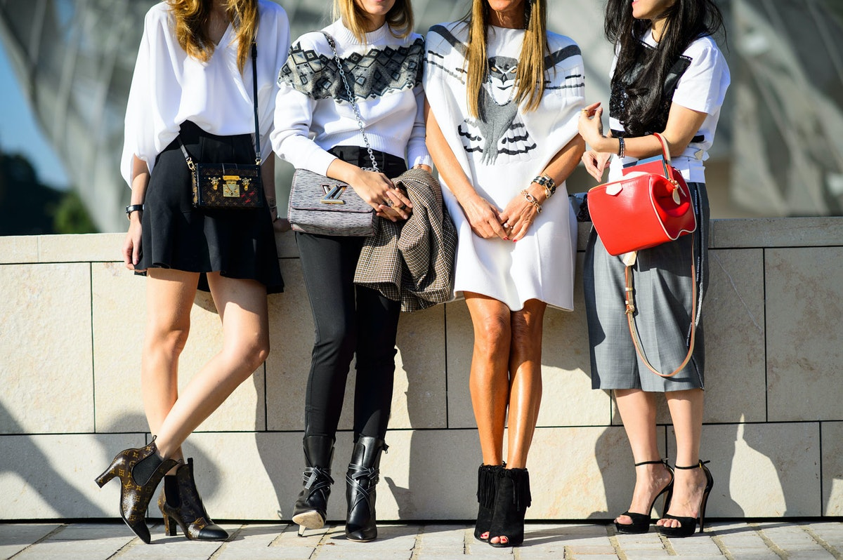 Paris Fashion Week Spring 2015 Day 9
