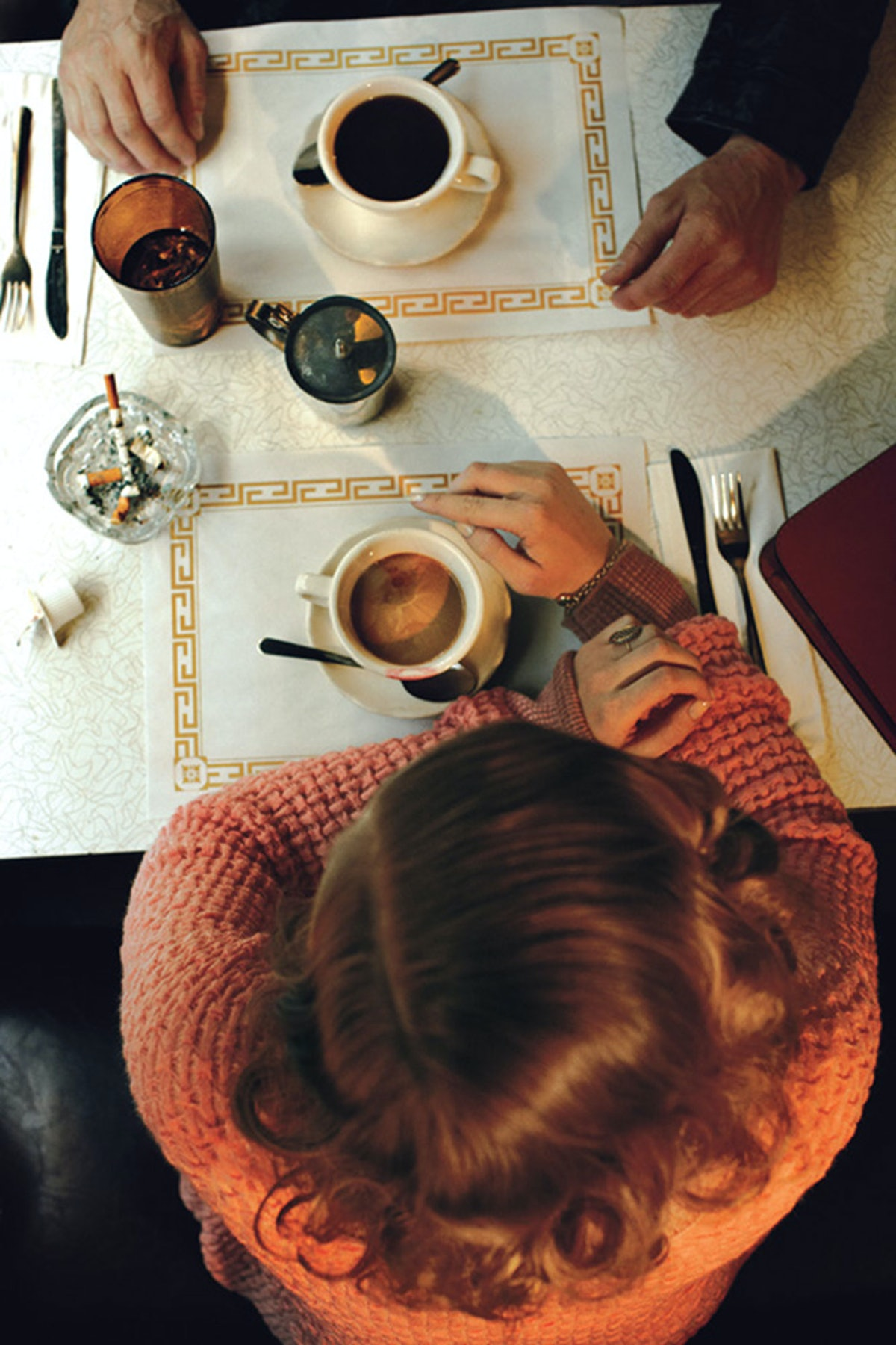 Lizzie Olsen by Alex Prager for W Magazine