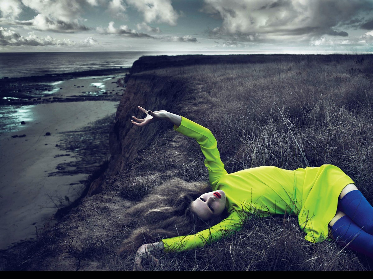 Against Nature; W Magazine March 2011