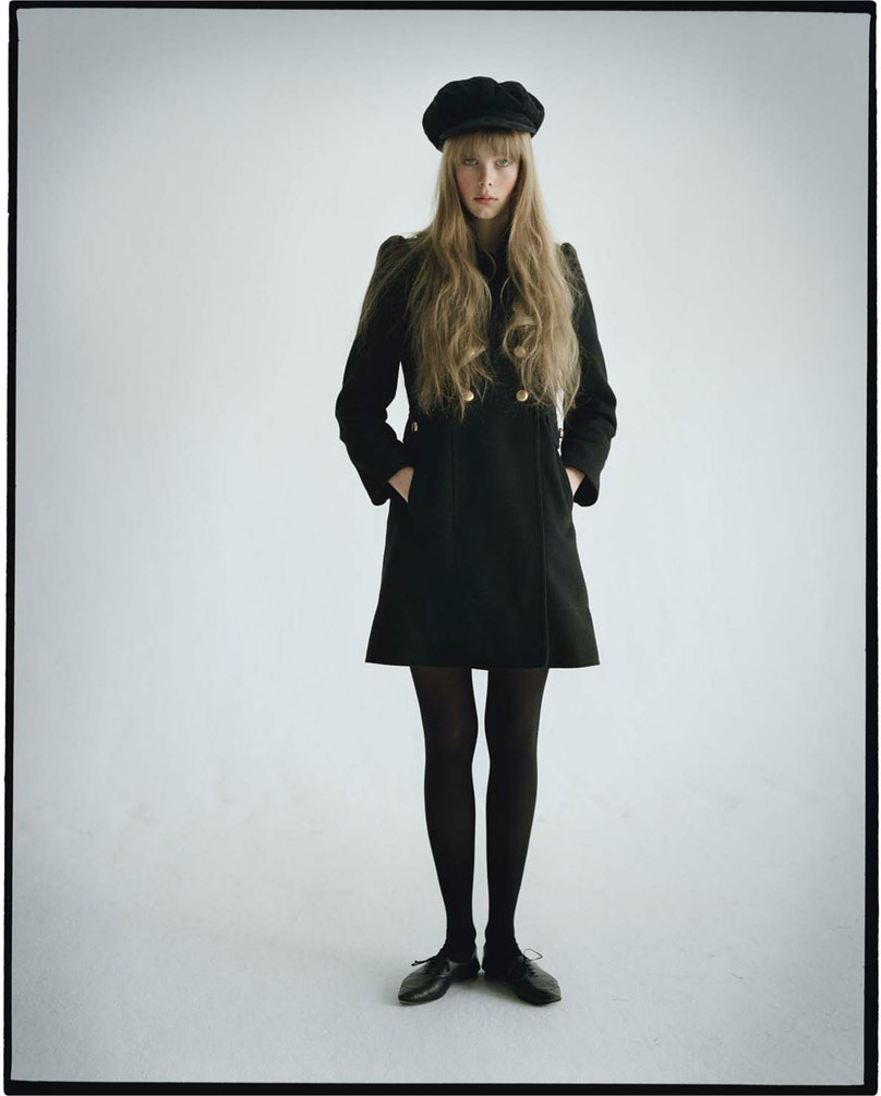 Born into Style; W Magazine April 2011