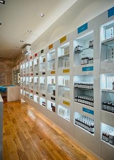 Inside The Organic Pharmacy