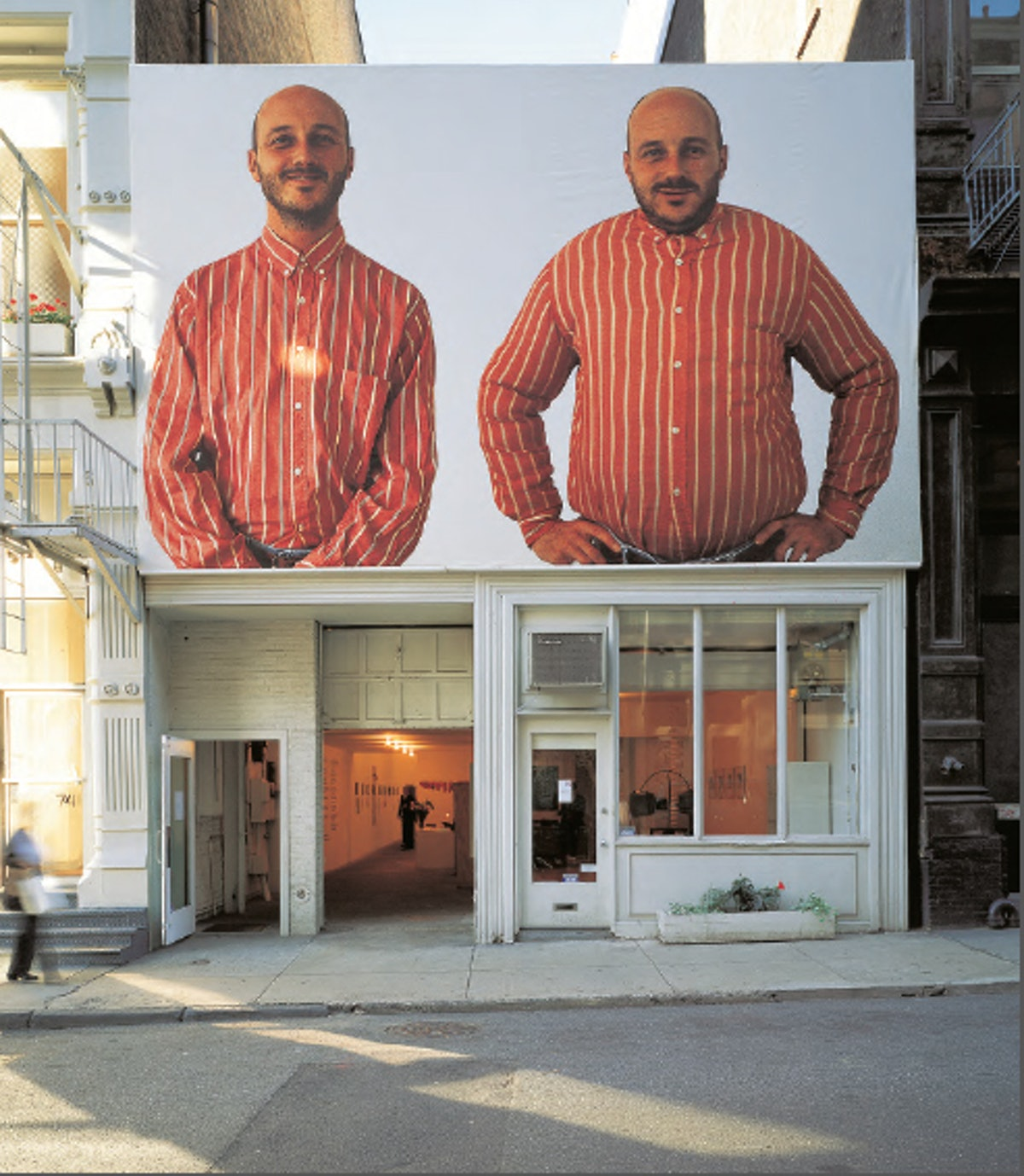 "Jérôme Sans's ""Shopping,"""