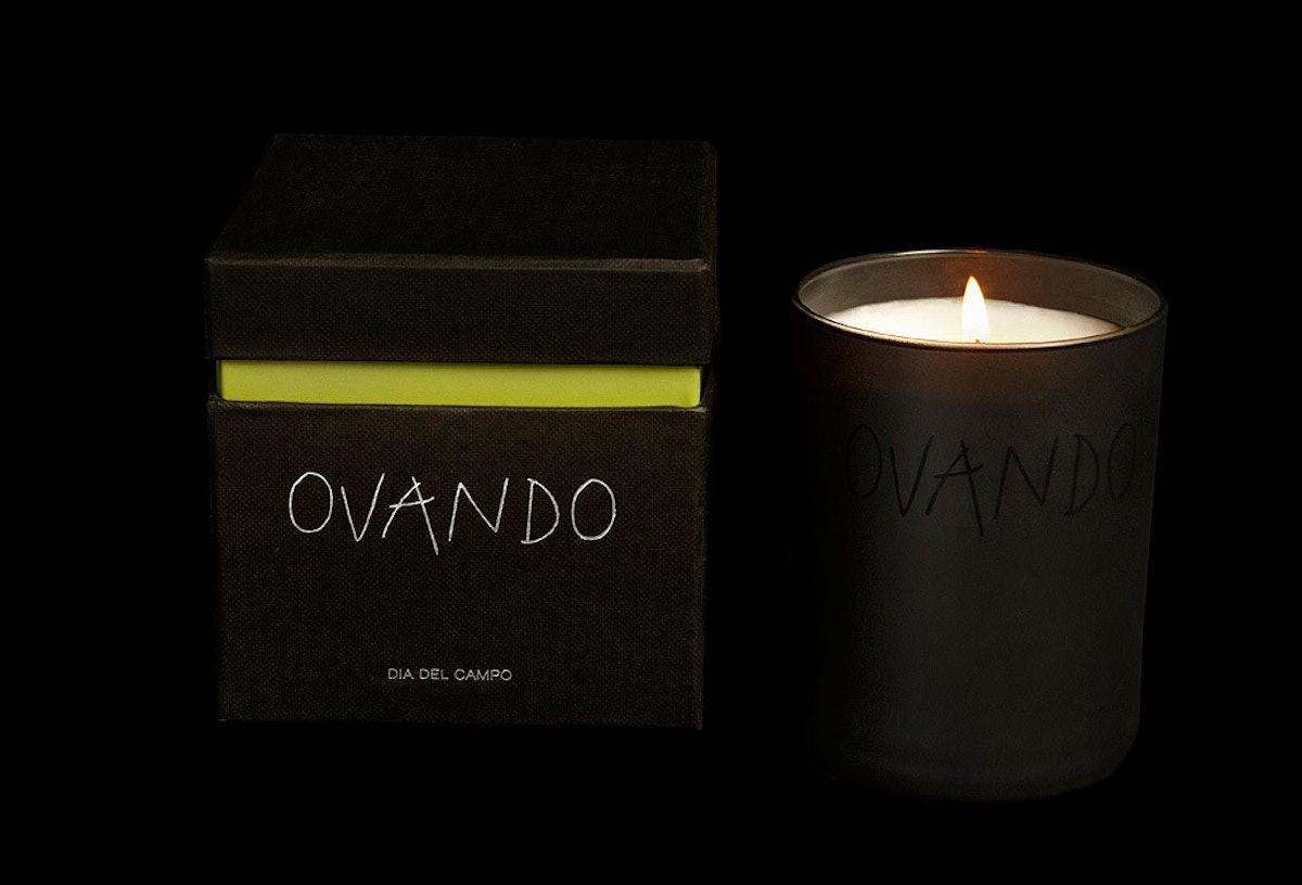Ovando Dia de Campo Candle
