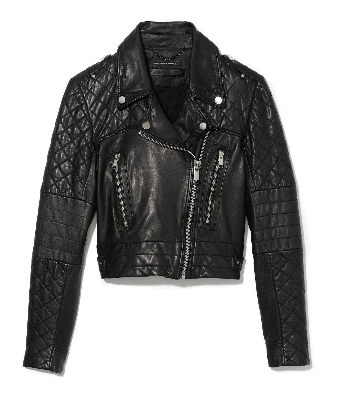 Andrew Marc x Richard Chai jacket
