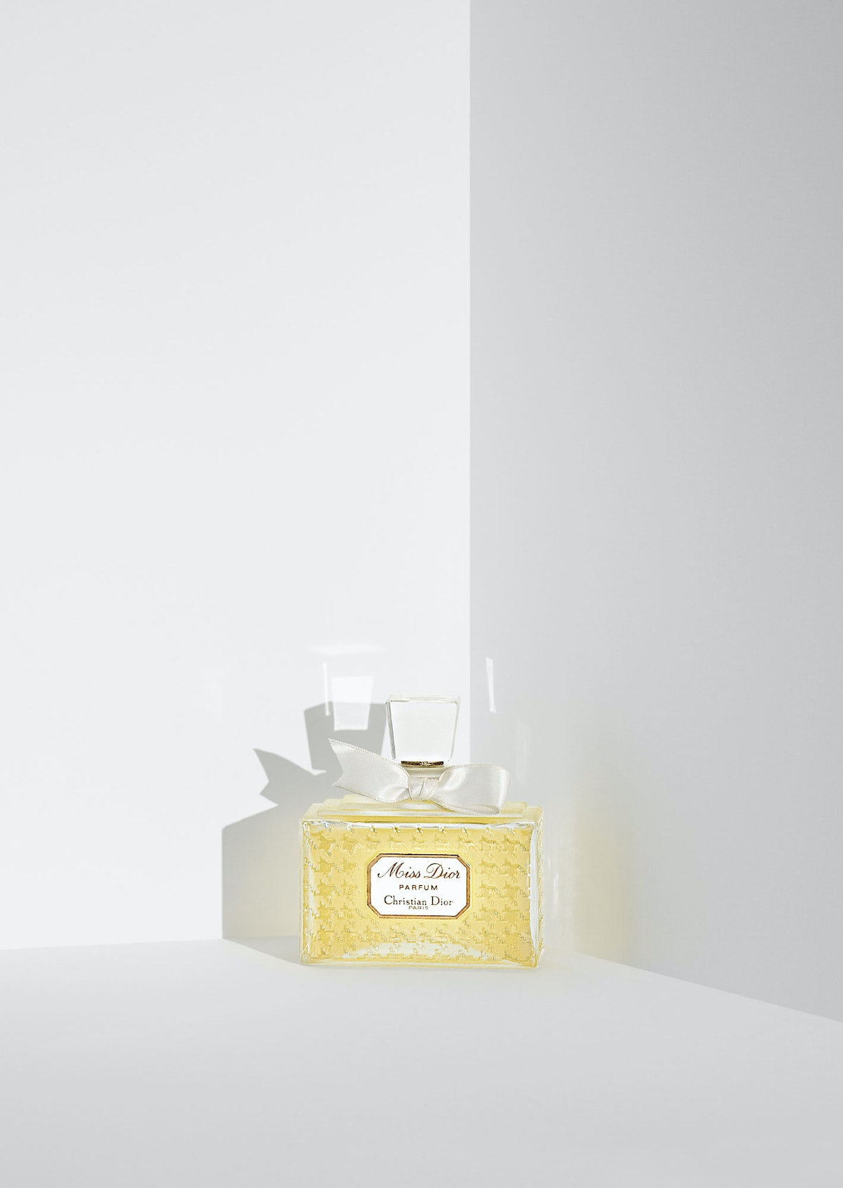 Christian Dior's first fragrance, Miss Dior