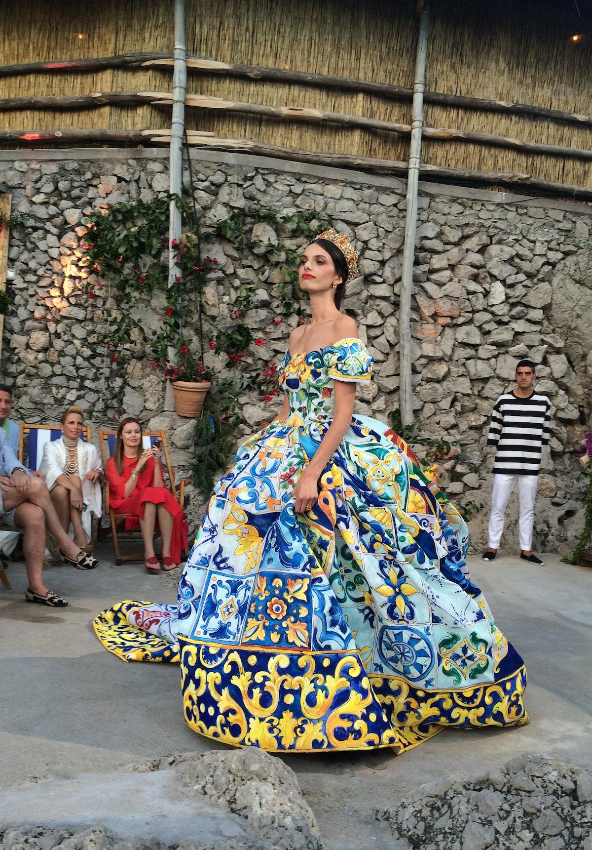 Dolce Gabbana Capri