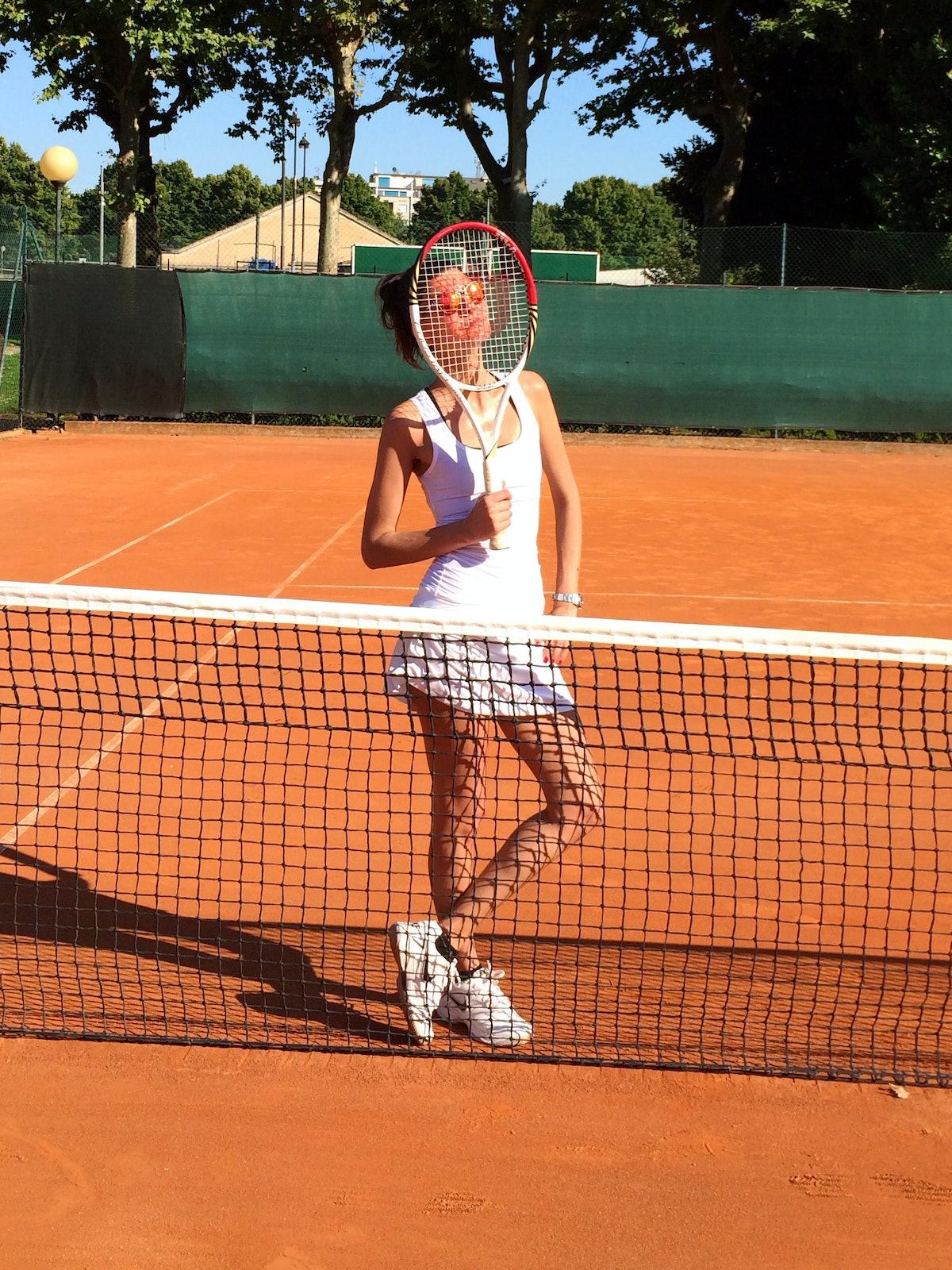 Giovanna Battaglia Tennis